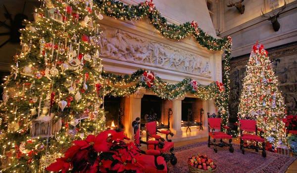 Christmas At Biltmore.Osher Lifelong Learning Institute At Clemson Univ